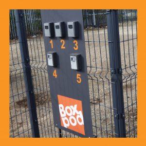 Orange Locks
