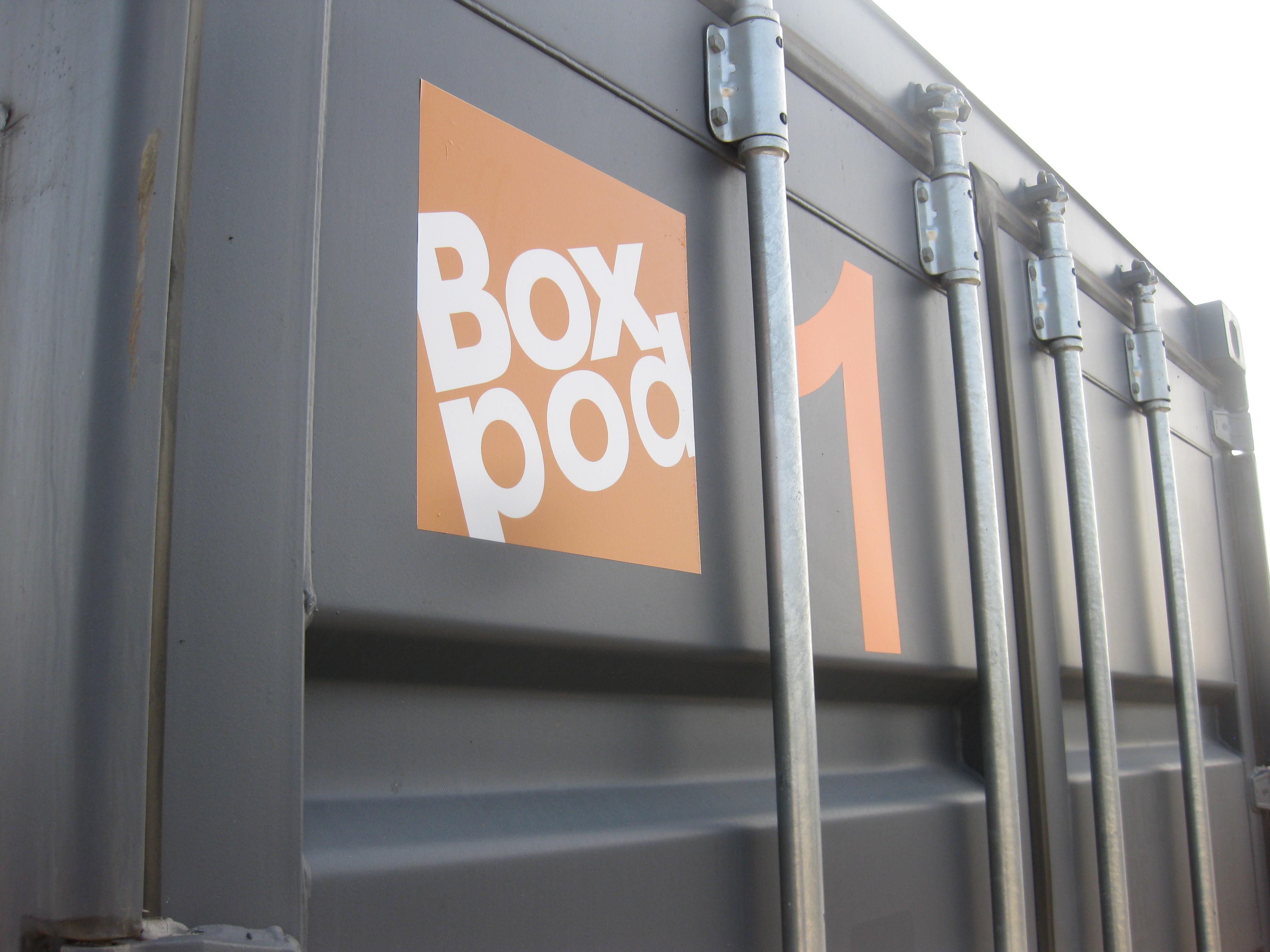 box-pod-space-container