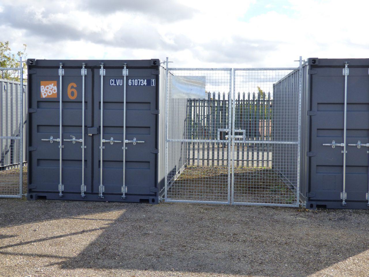 Sel Storage Units in Sleaford
