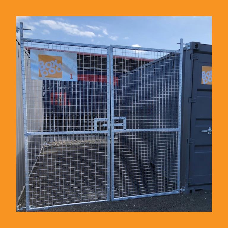 Self Storage Gates