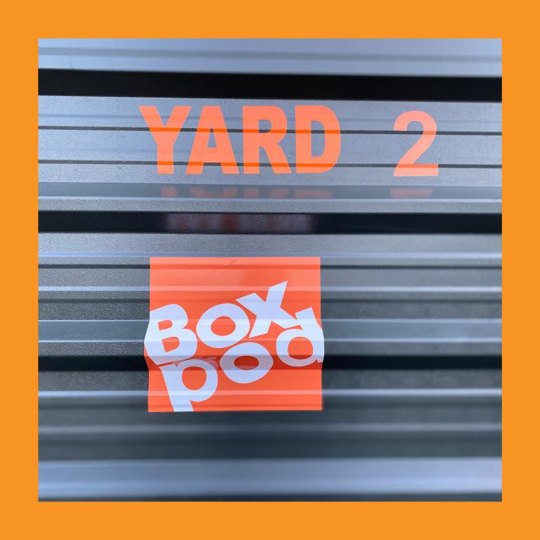 Self Storage Yard